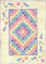 Starrlite Crib  Quilt Kit