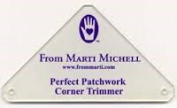 Marti Michell Corner Trimmer Template