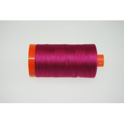 Aurifil  #1100- Mako 50 wt  Thread - Dark Pink - 1422 yards