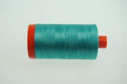 Aurifil #1148 - Mako 50 wt  Thread - Medium Teal