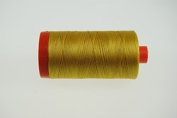 Aurifil #2132 - Mako 50 wt  Thread - Tarnished Gold