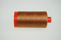 Aurifil #2330 - Mako 50 wt  Thread -Ginger
