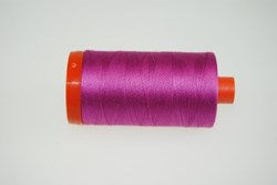Aurifil #2588 - Mako 50 wt  Thread - Dark Pink
