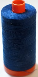 Aurifil #2783 - Mako 50 wt  Thread - Medium Delft Blue