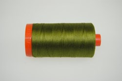 Aurifil #2887 - Mako 50 wt  Thread - Olive Green