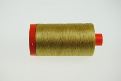 Aurifil #2920 - Mako 50 wt  Thread -Harvest Brass