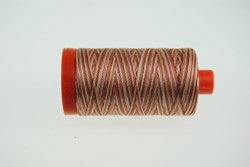 Aurifil #4656 - Mako 50 wt  Variegated Thread -Woodland