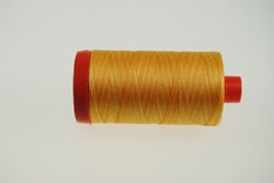 Aurifil #4658 - Mako 50 wt  Thread - Varigated Oranges & Yellows