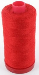 Aurifil #8250 - Wool Thread 12wt - Rouge