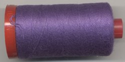 Aurifil #8526 - Wool Thread 12wt -Dark Purple