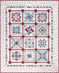 Ascot House Bed & Breakfast Quilt Finsihing Instructions ONLY