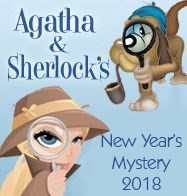 Agatha & Sherlocks Free New Year's Day Mystery!