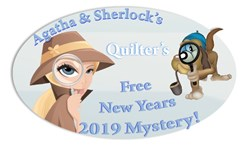 Agatha & Sherlocks Free 2019 Super Bowl Mystery on Peach Tree Lane!
