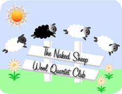 The Naked Sheep Wool Quartet Club