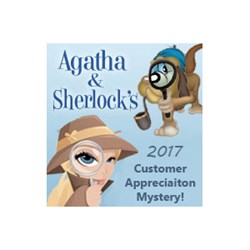 Agatha & Sherlocks 2017 Free Memorial Day Mystery at the Fireworks Festival