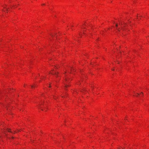 Global Brights - Red Crackled - Paintbrush Studio - #120-43313