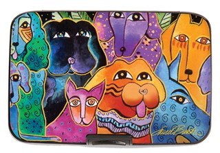 Dogs and Doggies Armored Wallet