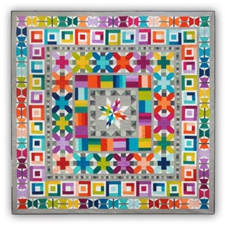 Aviatrix BOM or All at OnceA Nod to the Modern Quilter Start Anytime
