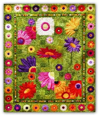 Full Bloom Quilt Kit