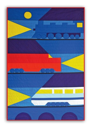 Night Train Quilt