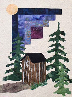 Northern Wilderness Express Block Of The Month
