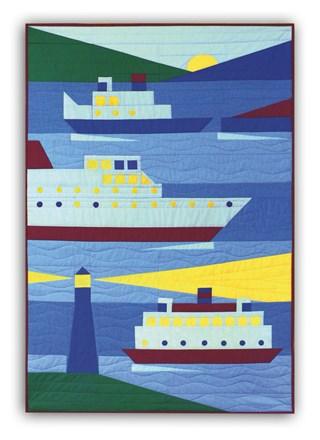 Ships Ahoy Quilt