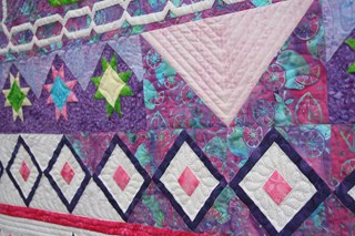 New!  Spring Jubilee Sampler Block of the Month or All at Once. Start Anytime!
