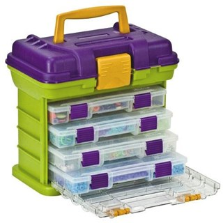 Last One!  Creative Options - Vineyard Collection - Grab 'N Go Organizer - 4-By Rack System