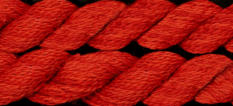 Weeks Dye Works Crewel Wool Yarn - Candy-Apple