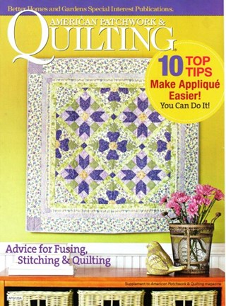 American Patchwork & Quilting June 2012 - Issue 116