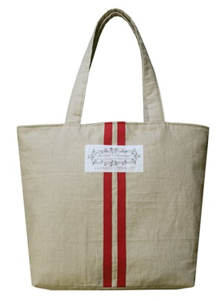 Faux Grain Sack & Bag Pattern
