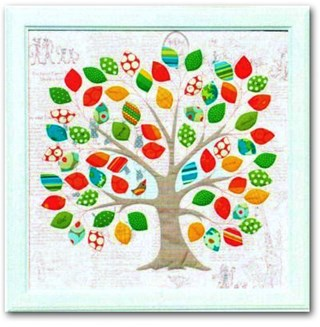 Memories Applique Wall Hanging & Pillow Patterns by Kellie Wulfsohn for Don't Look Now!