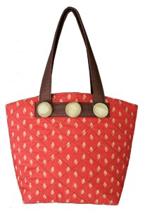 Double Your Pleasure Tote Pattern