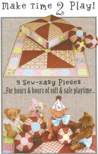 Make Time 2 Play! Pattern