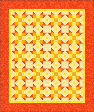 All Or Nothing Quilt Design