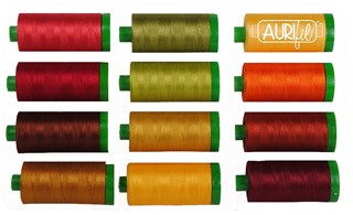 Aurifil Thread Pack