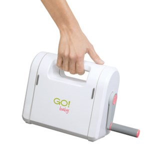 GO! Baby Fabric Cutter by AccuQuilt