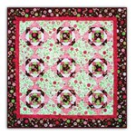 Christmas on Mulberry Street Quilt Kit