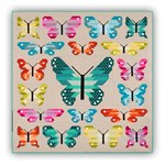 Lepidoptera Butterfly Family Sampler Block of the Month or All at Once <br>Starts September!