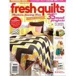 PREMIERE ISSUE - Fresh Quilts - Spring/Summer 2014