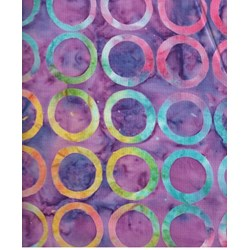 Ring Dot Batik by Michael Miller Fabrics