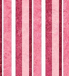 Stonehenge Pink Stripe By Sunshine Cottage