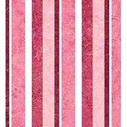 """End of Bolt - 36"""" - Stonehenge Pink Stripe By Sunshine Cottage"""