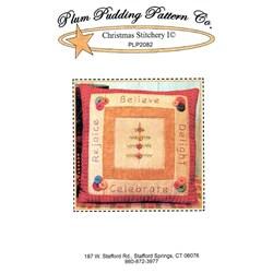 Christmas Stitchery I - Plum Pudding Pattern Co.