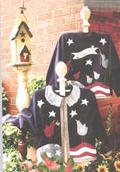 Liberty Birds Jacket Pattern<br> Serendipity Gifts