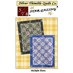 Star Gazing Pattern - Silver Thimble Quilt Co.