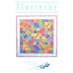 Flutterby Pattern- Starshine Quilting