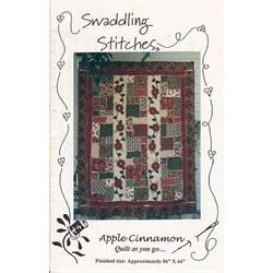 Apple Cinnamon Pattern by Swaddling Stitches