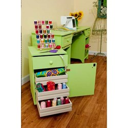 Suzi Storage Sidekick Cabinet by Arrow - Pistachio