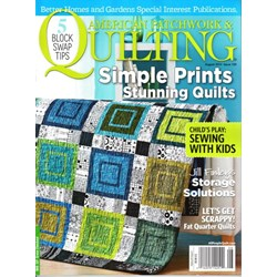 American Patchwork & Quilting August 2014 - Issue 129